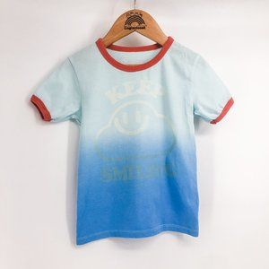 Prefresh Ombré Tee Rare! Keep Smiling Size 4T